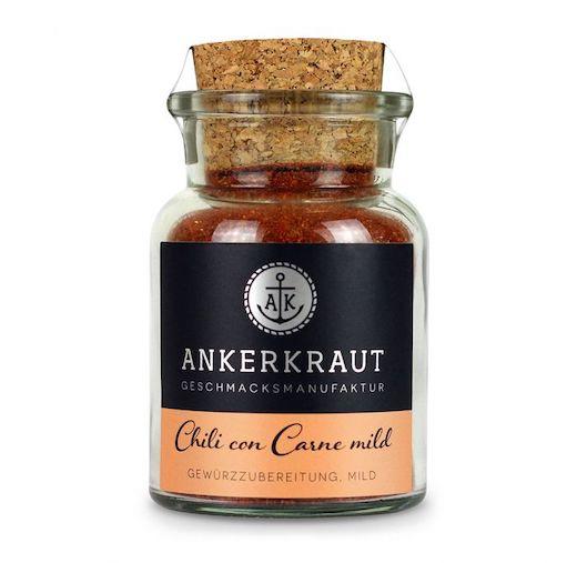 Chili con Carne im Korkenglas von Ankerkraut - auch für Chili sin Carne verwendbar