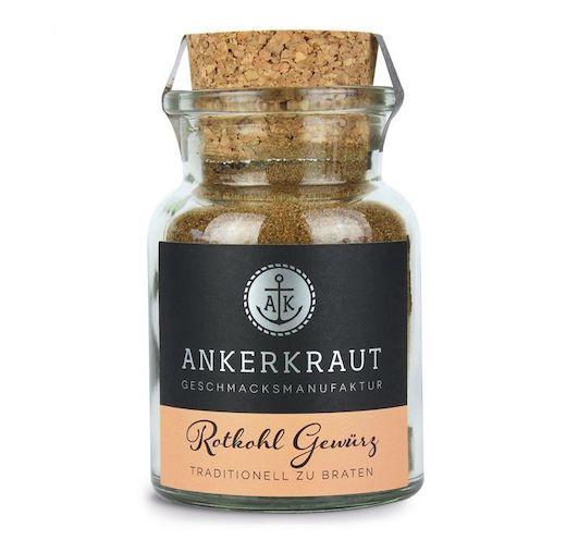 Rotkohl-Gewürz von Ankerkraut