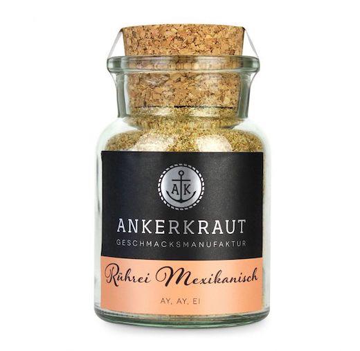 Rührei Mexikanisch im Korkenglas von Ankerkraut
