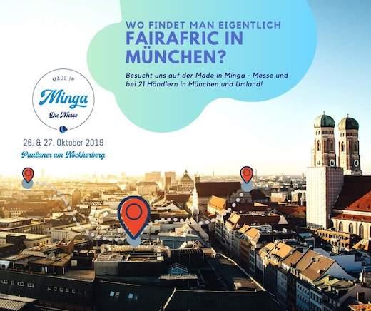 fairafric auf der Minga (München 2019)