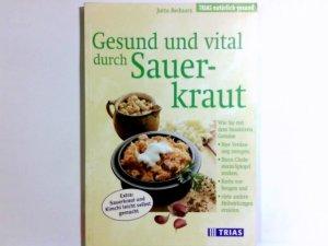 Buchcover: Gesund und vital durch Sauerkraut