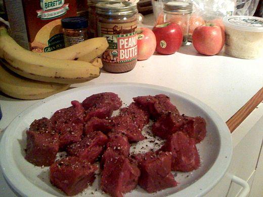 Italienisches Pfefferfleisch (Peposo)