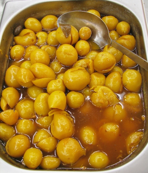 Marokkanische Salzzitrone
