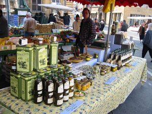 Olivenöl, verschiedene Sorten